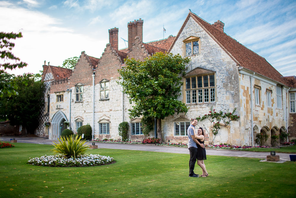 Bisham Abbey Pre Wedding Photography