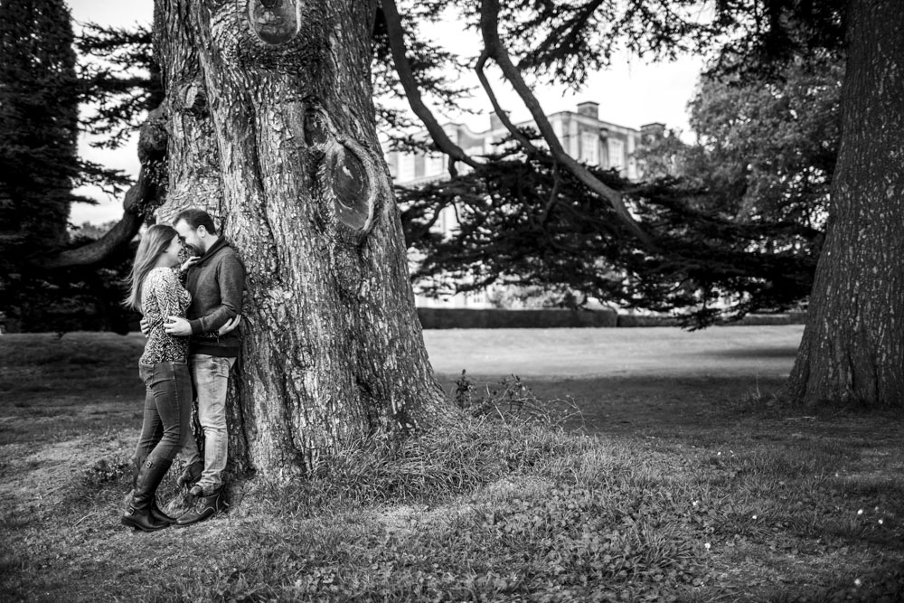 Chicheley Hall Pre Wedding Photography