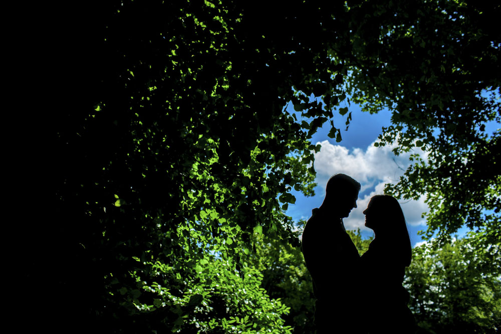 Mena & Liam Sopwell House Pre Wedding Photography