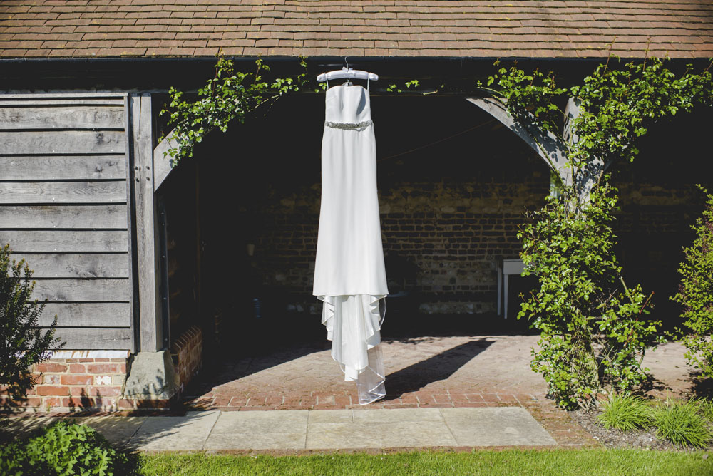 Grittenham Barn Wedding - Kelly & Owen